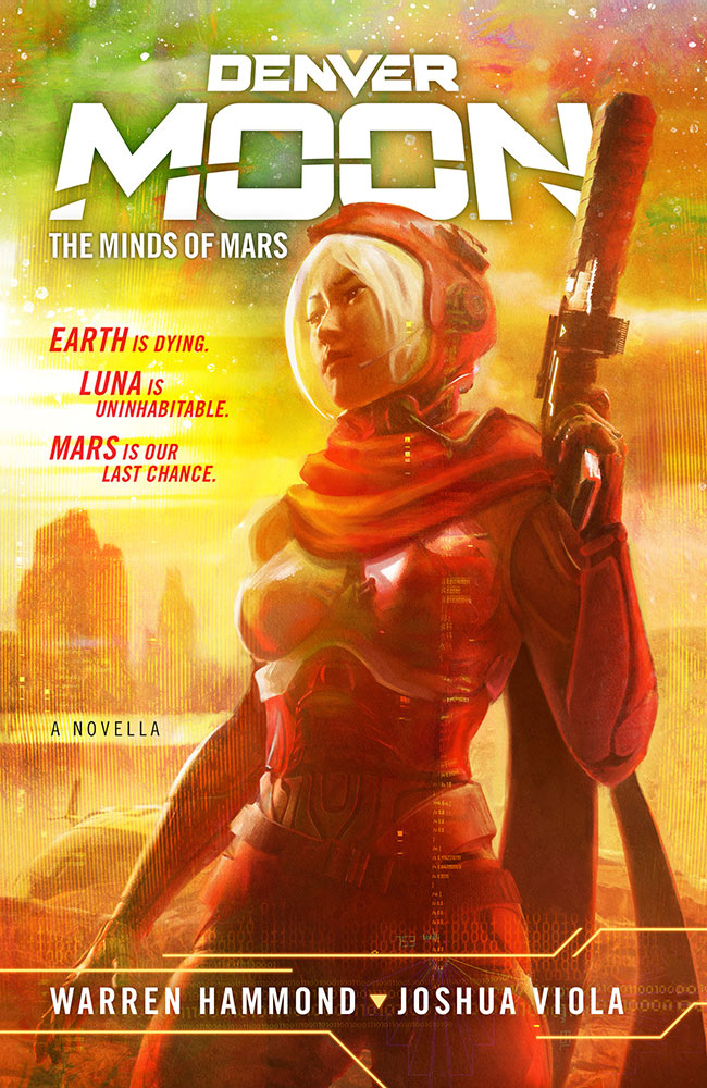 Hex Publishers: Denver Moon: The Minds of Mars